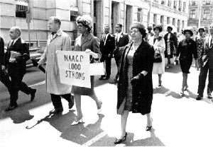 naacp march